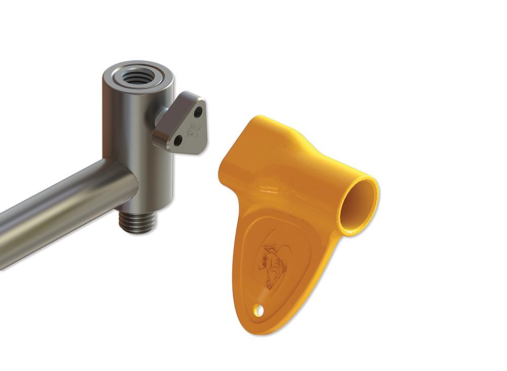 INOX 2 in 1 Key Tool